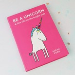 'Be a Unicorn' Book