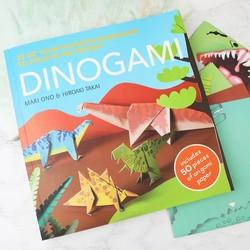 Dinogami Origami Book