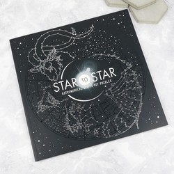 Star to Star Astronomical Dot-to-Dot Puzzles Book