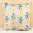 Vintage Style Pineapple Pattern Cushion
