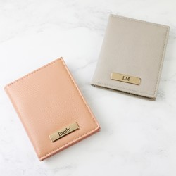 Personalised Engraved Card Holder