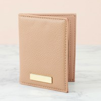 Blush Pink Card Holder