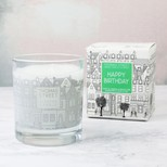 'Happy Birthday' Gin & Tonic Candle