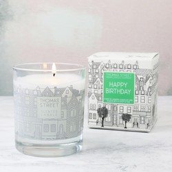 'Happy Birthday' Gin & Tonic Scented Candle