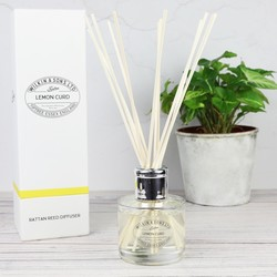 Wilkin & Sons Lemon Curd Scented Reed Diffuser