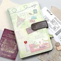 Disaster Designs Bon Voyage Travel Wallet