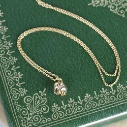 Estella Bartlett Gold Elephant Necklace