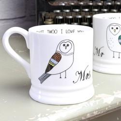 Mrs Owl Mug