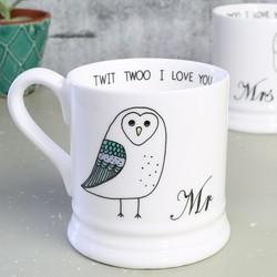 Mr Owl Mug