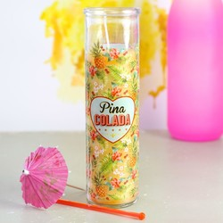 Temerity Jones Pina Colada Cocktail Candle