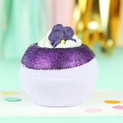 Bomb Cosmetics 'V is for Violet' Bath Blaster