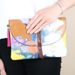 Disaster Designs 1916 Clutch Bag