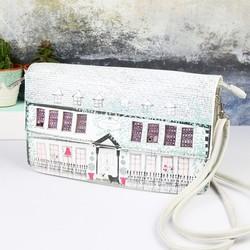 Disaster Designs Home Wisteria Mini Bag