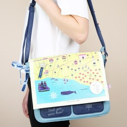 Disaster Designs Memento Beach Satchel