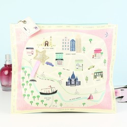 Disaster Designs Memento City Pouch