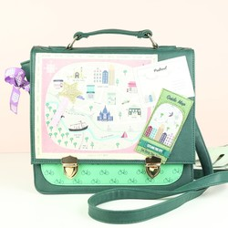 Disaster Designs Memento City Satchel