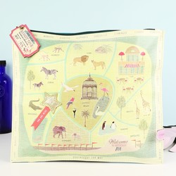 Disaster Designs Memento Zoo Pouch