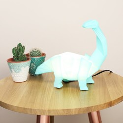 Disaster Designs Nordikka Green Origami Diplodocus Dinosaur Night Light