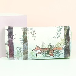 Disaster Designs Tales and Trails Fox Wallet