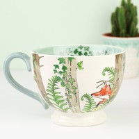 House of Disaster Fox Tales in a Teacup