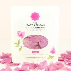 Pink Botanical Confetti
