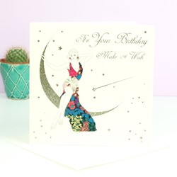 Five Dollar Shake 'Make a wish' Birthday Card