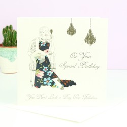 Five Dollar Shake 'On your Special Birthday' Card