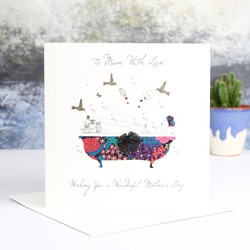 Five Dollar Shake 'To Mum With Love' Mother's Day Card