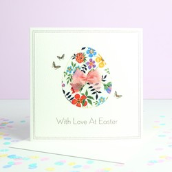 Five Dollar Shake 'With Love at Easter' Easter Card