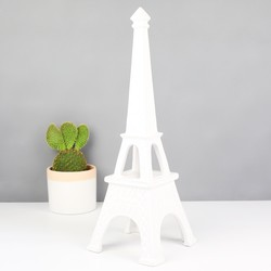 Ceramic Eiffel Tower Ornament