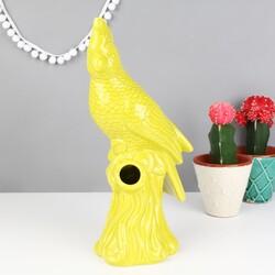 Ceramic Parrot Ornament