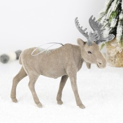 Hanging Moose Decoration