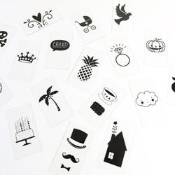 A Little Lovely Company 85 Celebration Light Box Symbols