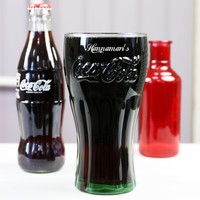 Personalised Large Coca-Cola Glass