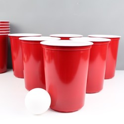 Giant Beer Pong Set