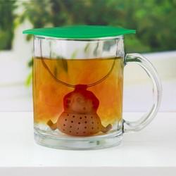 Chimpan-Tea Silicone Tea Infuser