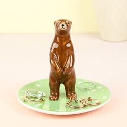 Bear Jewellery Dish