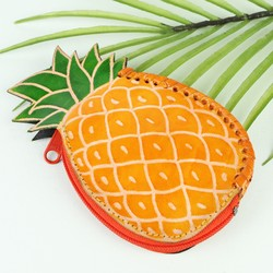 Sass & Belle Pineapple Coin Purse