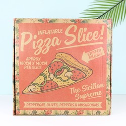 Temerity Jones Giant Inflatable Pizza Slice