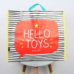 Happy Jackson 'Hello Toys' Large Bag