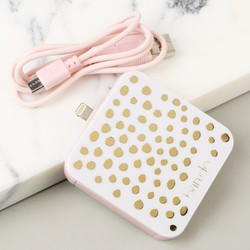 Ban.do 'Back Me Up' Portable Polka Dot iPhone Power Bank