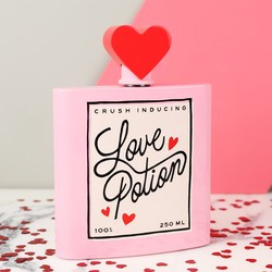 Ban.do Stainless Steel 'Love Potion' Hip Flask