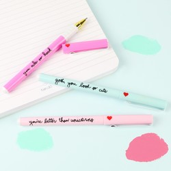 Ban.do Sweet Talk Pen Set
