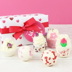 Bomb Cosmetics 'Little Box of Love' Bath Ballotin Box