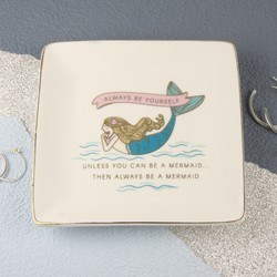 Cloud Nine Mermaid Ring Dish