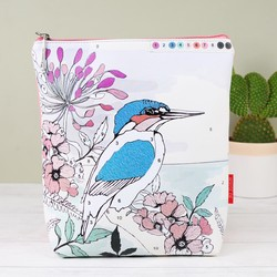 House of Disaster 'Colour Me' Kingfisher Wash Bag
