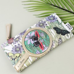 House of Disaster 'Eye Spy' Butterfly Wallet