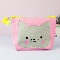 House of Disaster Hi-Kawaii Cat Make Up Bag