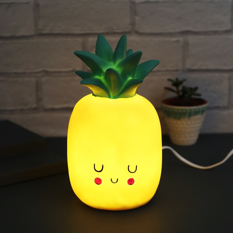 House of Disaster Hi-Kawaii Pineapple Night Light
