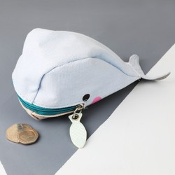 House of Disaster Hi-Kawaii Whale Coin Purse